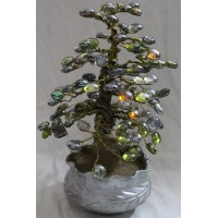 Stone Tree (Silver Base)