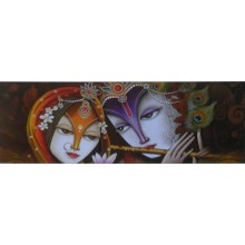 Radha Krishna (Horizontal)